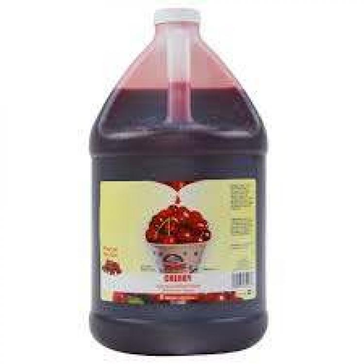 Cherry Syrup     (Serves 100)
